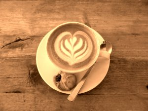 Mangocoffeesepia